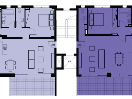 First Floor - Belvedere Residences