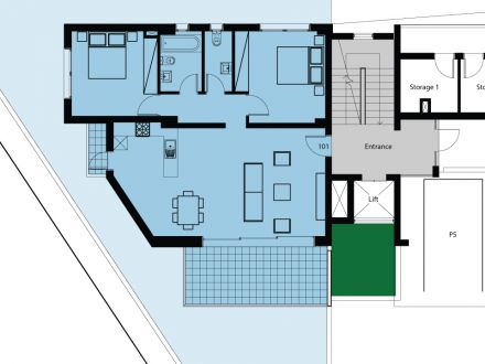 Ground Floor - Belvedere Residences