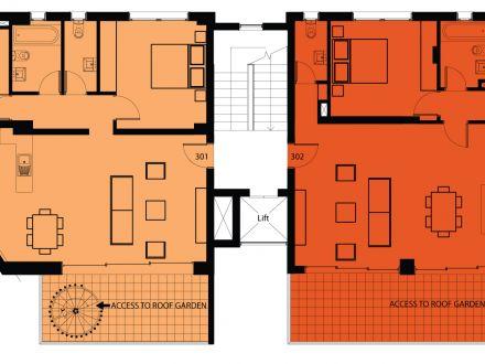 Second Floor - Belvedere Residences