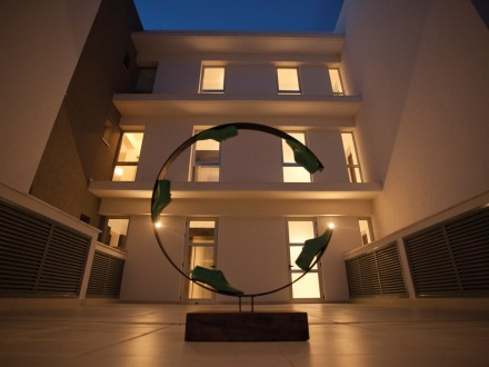 Elite Residences - Installation Closeup