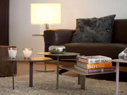 Living Room - Elite Residences Showhouse