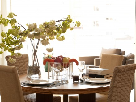 Dining Area - Elite Residences Showhouse