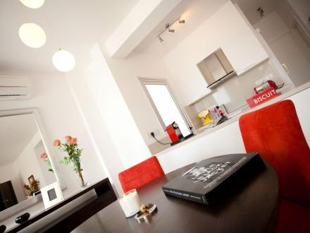 Iris Residences Dining Area