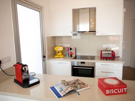 Iris Residences Kitchen