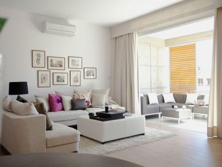 Iris Residences Living Room