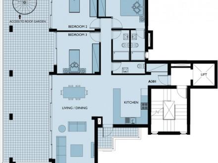 Block A - 3rd Floor
