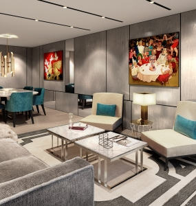Pantheon Hill Residences – Apartment 203