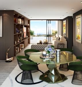 Pantheon Hill Residences – Apartment 502