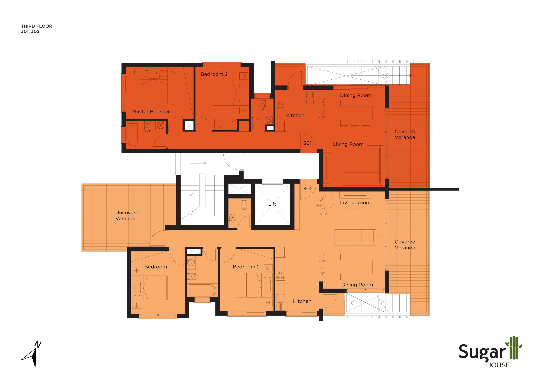 Sugar House - Third Floor