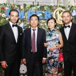 Yiannis Misirlis, Chen Youbang, Huang Shao Jun, Antonis Misirlis