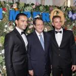 Yiannis Misirlis, Nicos Anastasiades, Antonis Misirlis
