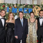 Antonis Misirlis, Eliza Misirlis, Nicos Anastasiades, Ino Misirlis, Yiannis Misirlis