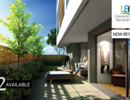 last 2 available - limassol bay residences