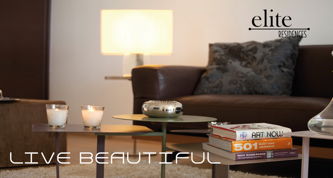 Live Beautiful Elite Residences