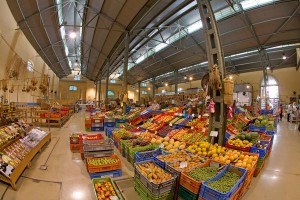 limassol old market