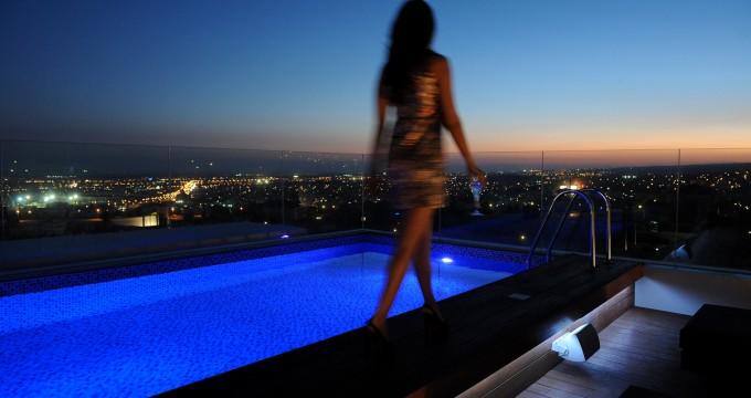 Panoramic View of Limassol - Buena Vista Residences