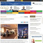 Gold News - Imperio Launches Ivy Residences 02.03.2016 Article