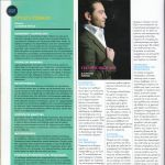 InBusiness Magazine - Συνέντευξη Γιάννη Μισιρλή 10.03.2015