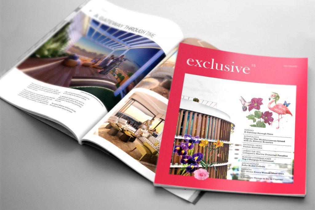 Exclusive Magazine 15