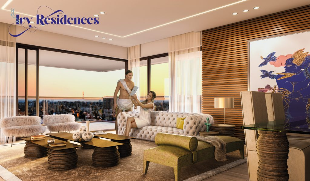 Ivy Residences - Aphrodite and Adonis