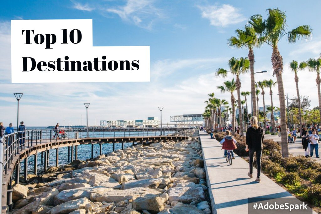 Cyprus - Top 10 Destinations