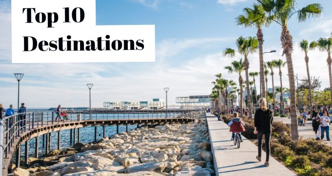 Cyprus - Top 10 Destinations