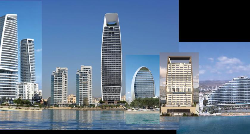 limassol upcoming skyline