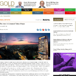 February Press Gold News