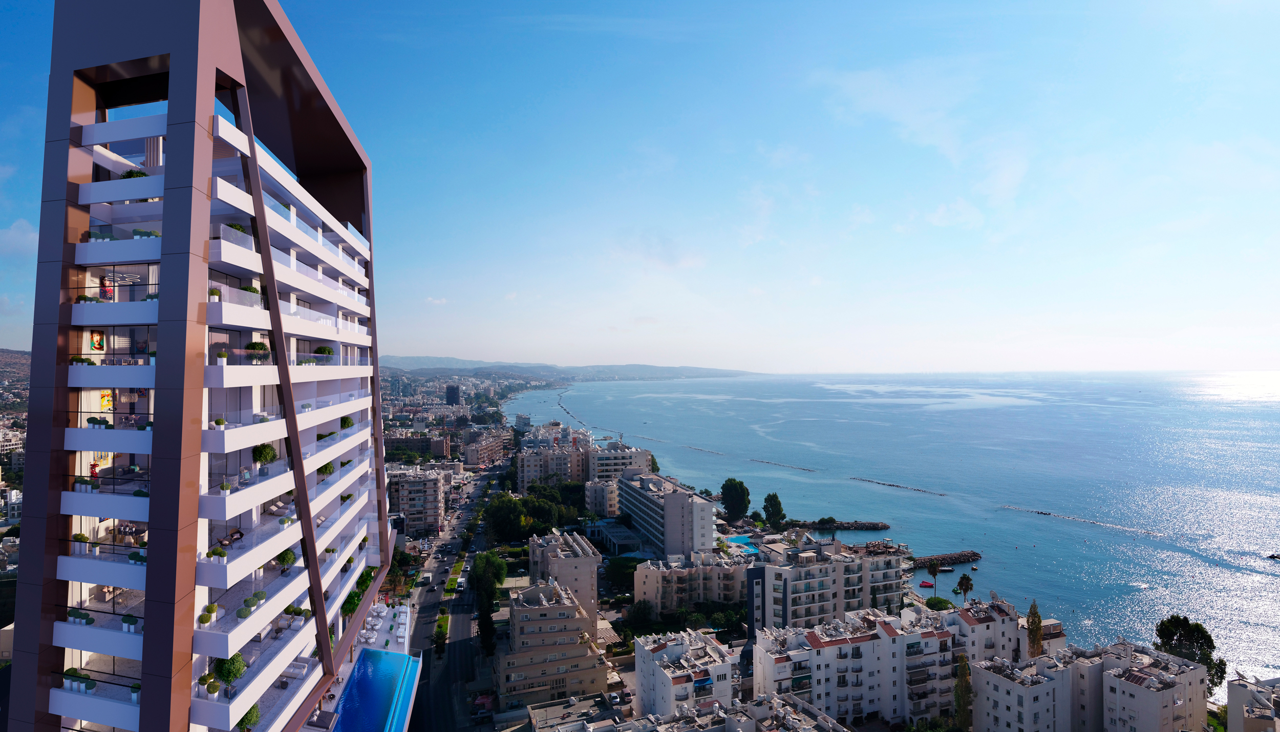 The Icon, Limassol - High Rise Development by Imperio