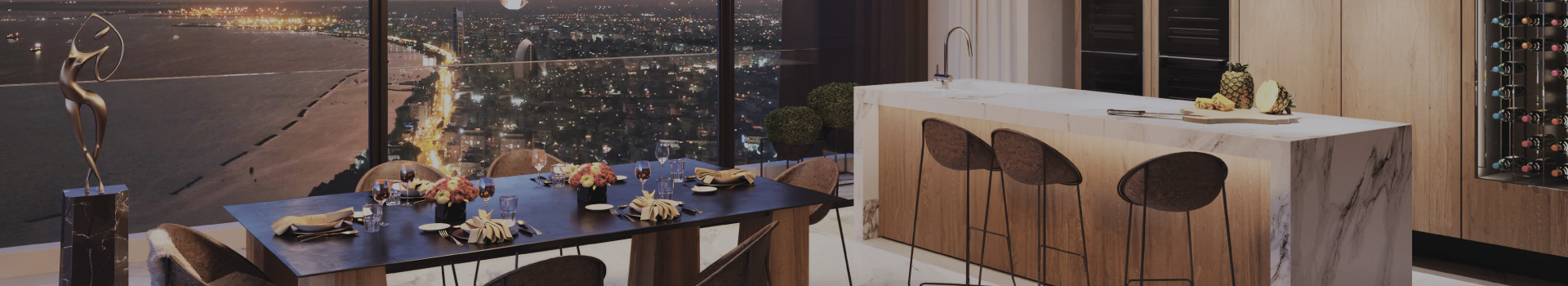 The Icon: the joy of high-rise living