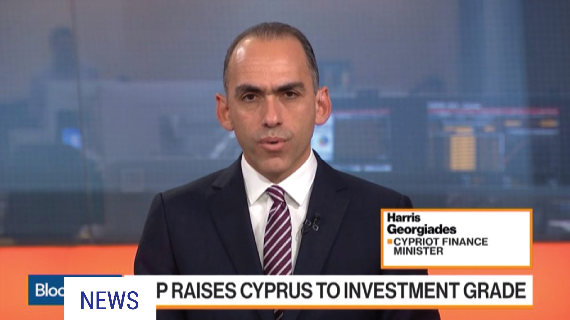 Invest Cyprus: S&P Raises Cyprus to Investment Grade
