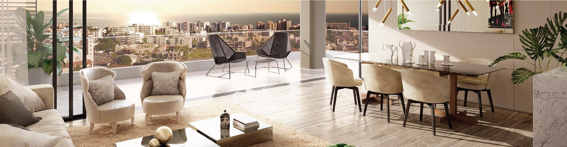 莱文特公寓<br/>追求卓越品质<br/>生活