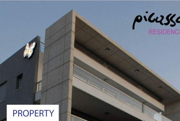 picassoresidences, imperioproperties, imperio, limassol, cyprus, предлагаетапартаменты, потрясающийпентхаус, просторны, комфортны, приватныеверанды