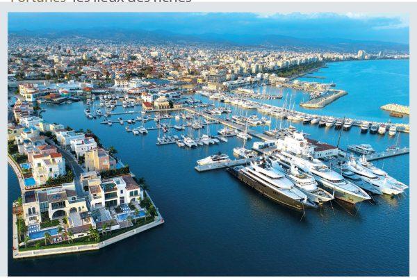 Desmillionnaires, russes, franco, port, Chypre, Cyprus, limassol