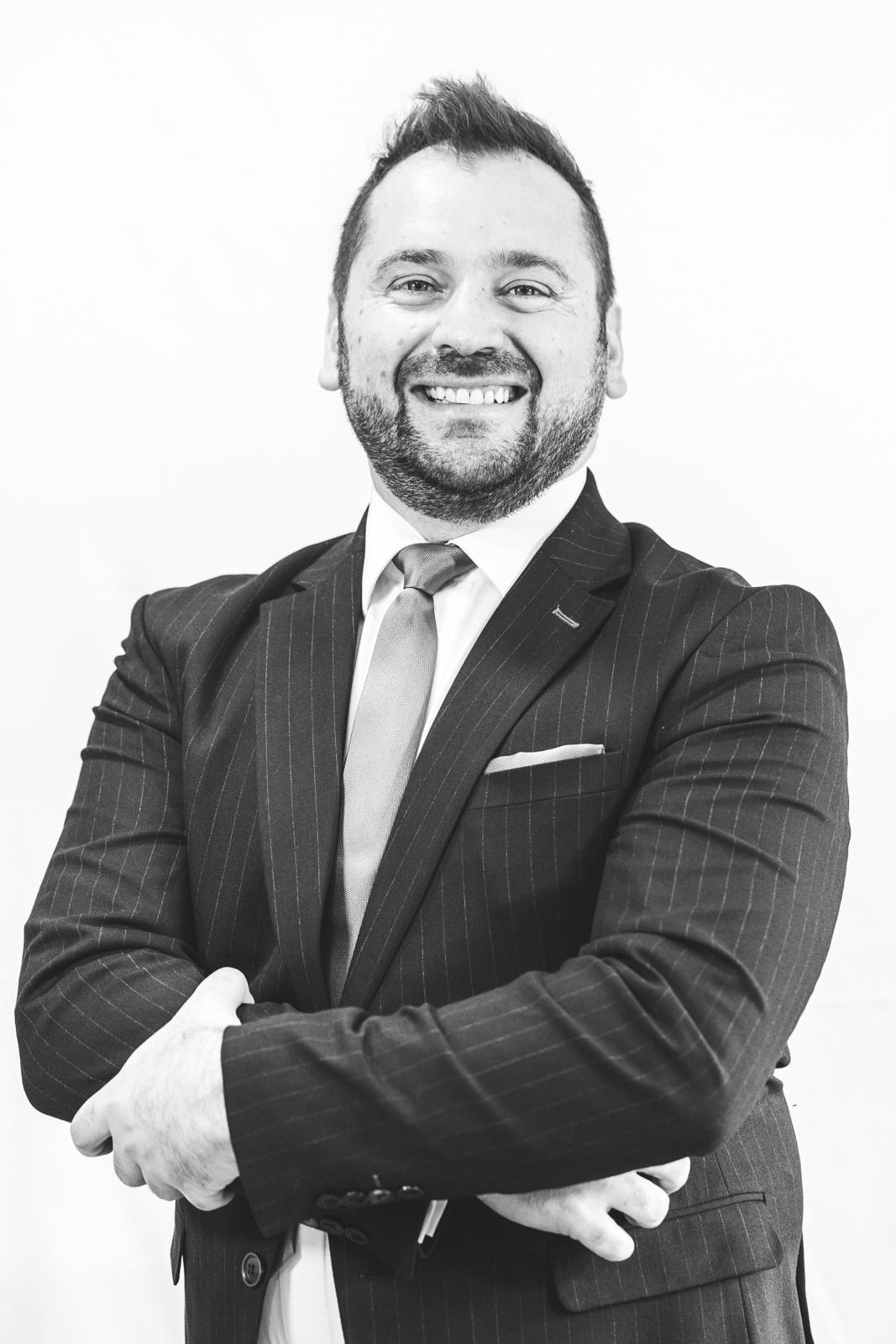 Andreas Potamitis - Business Development Manager