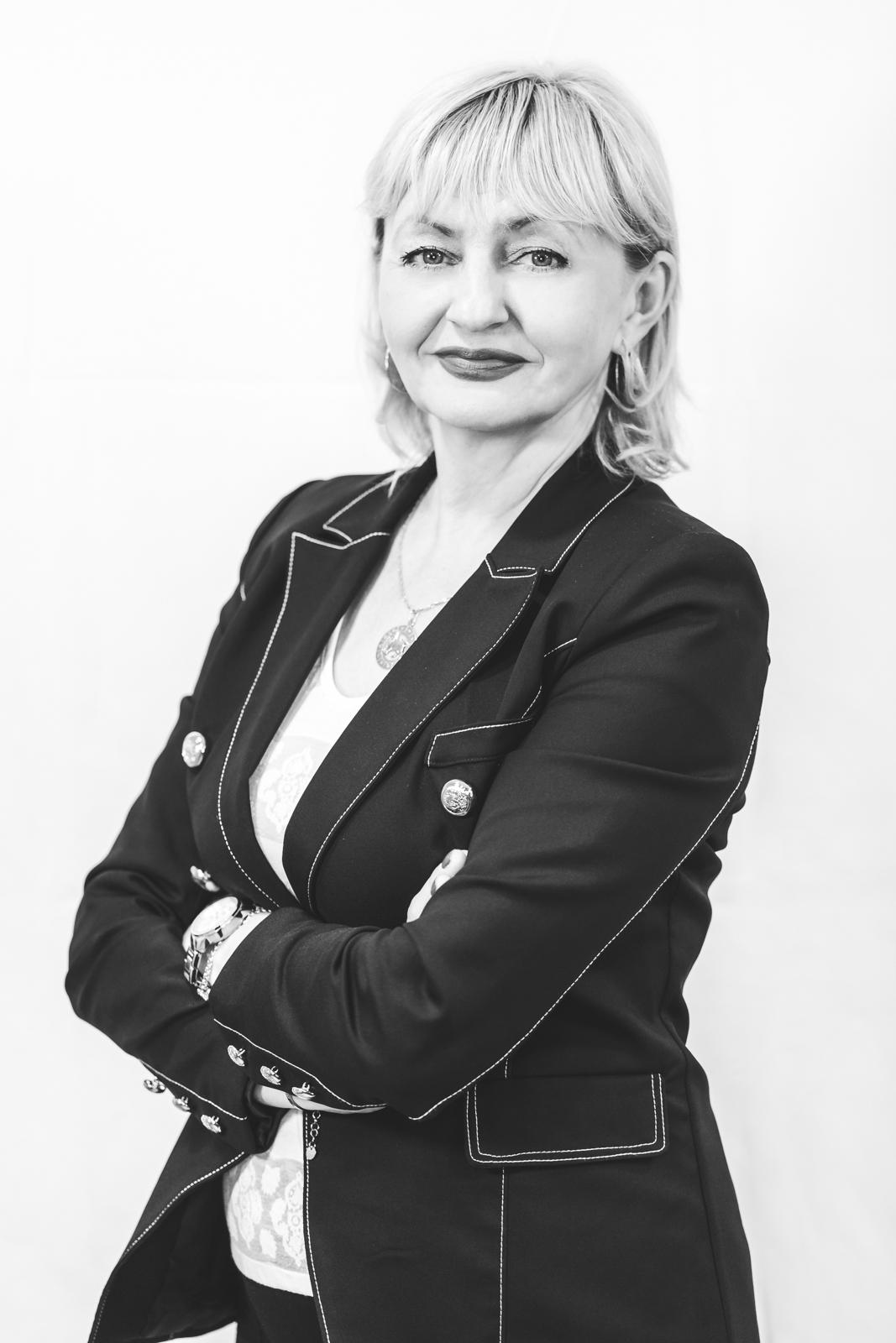 Natalia Padalko - Sales Manager