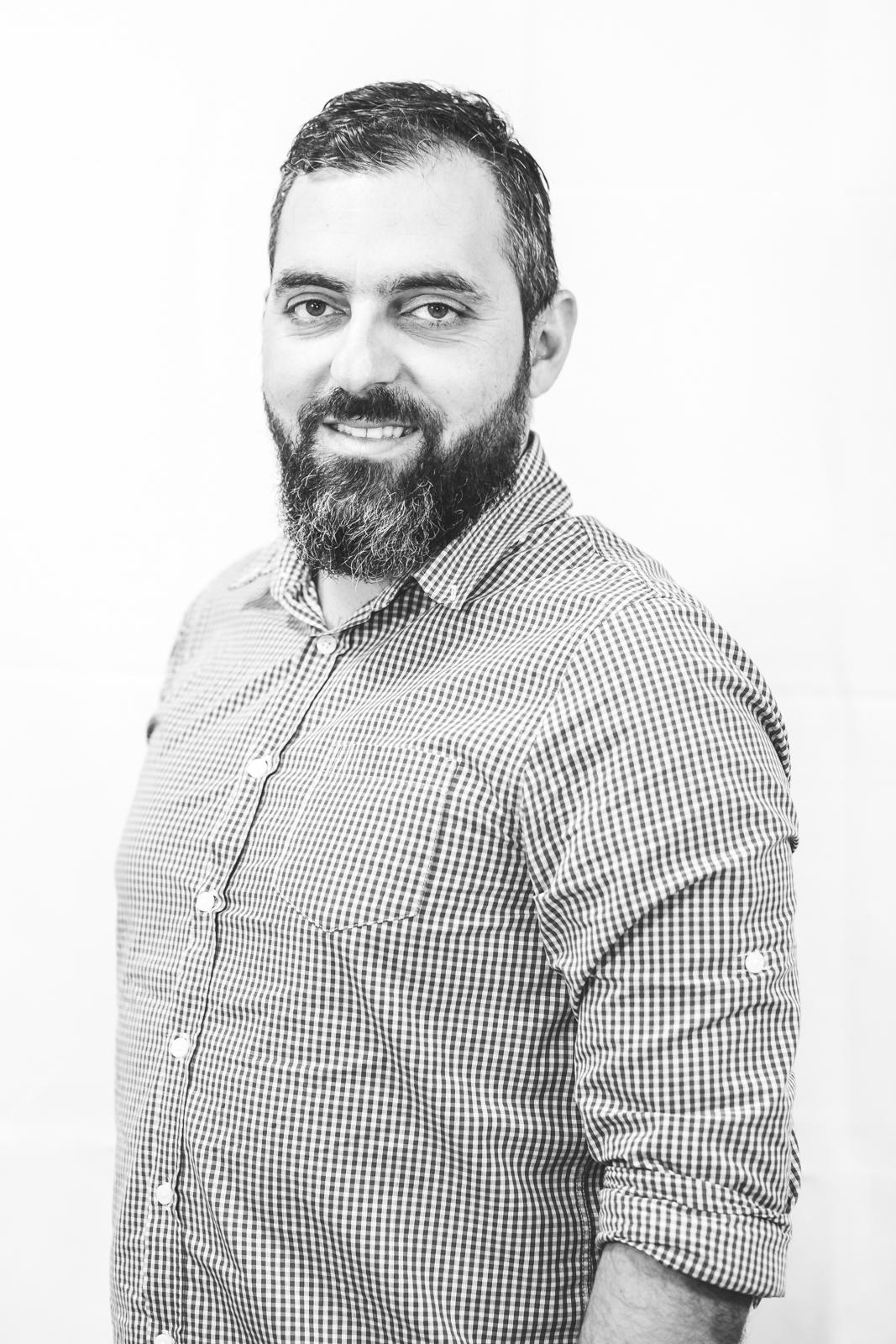 Andreas Kombos - Civil Engineer