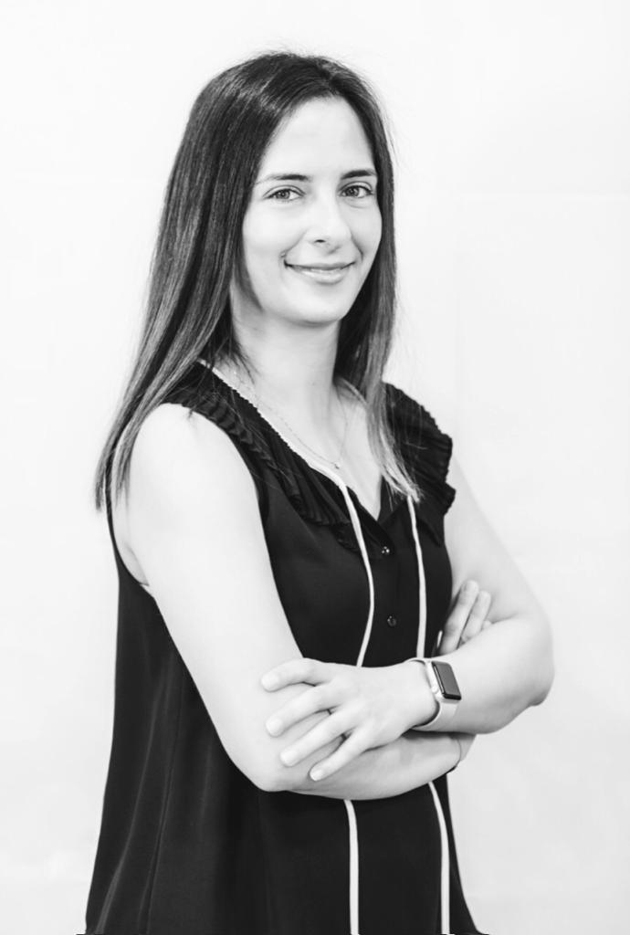 Natalie Demetriou - Marketing Manager