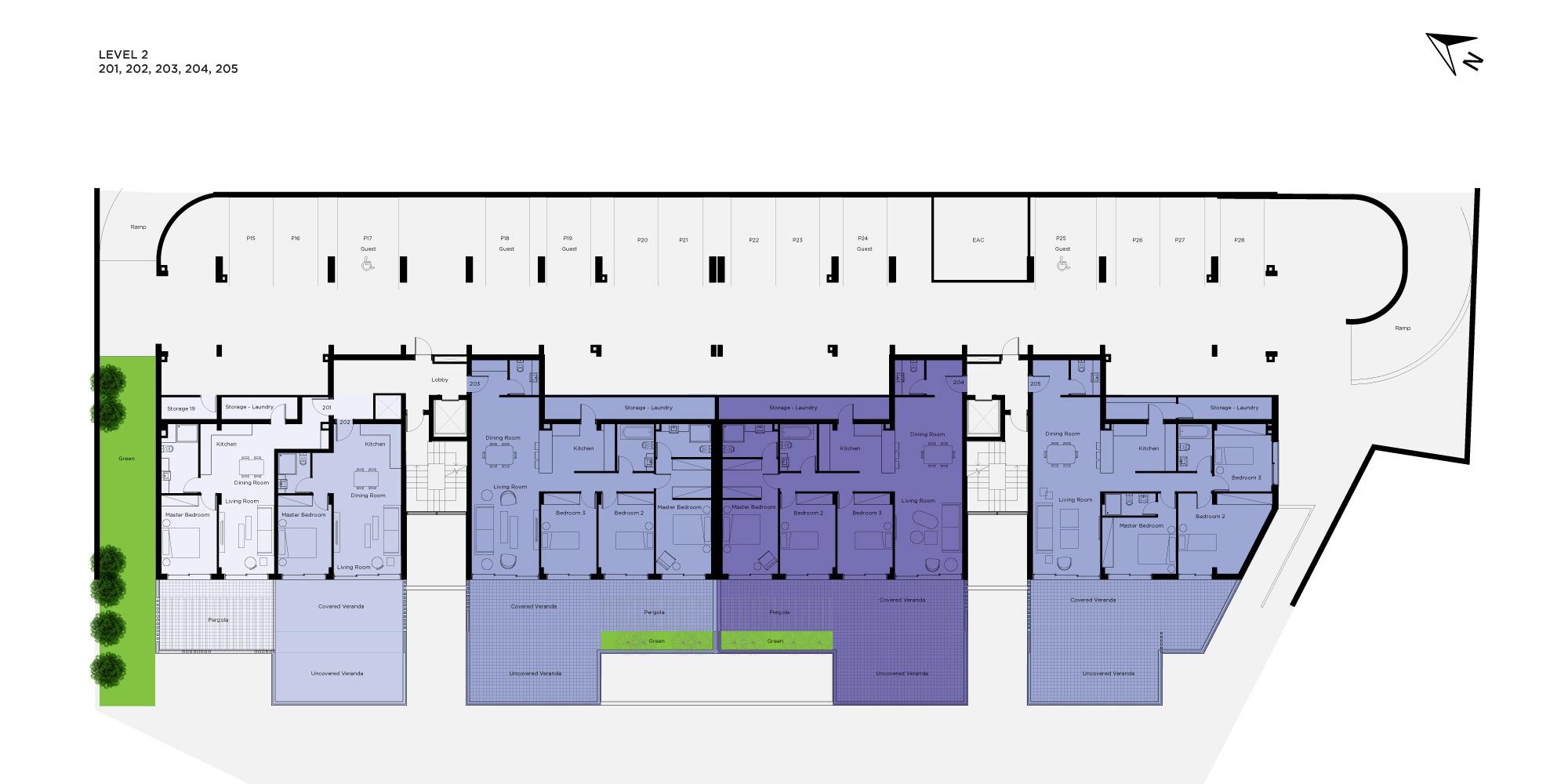 pantheon hill level 2 floorplan