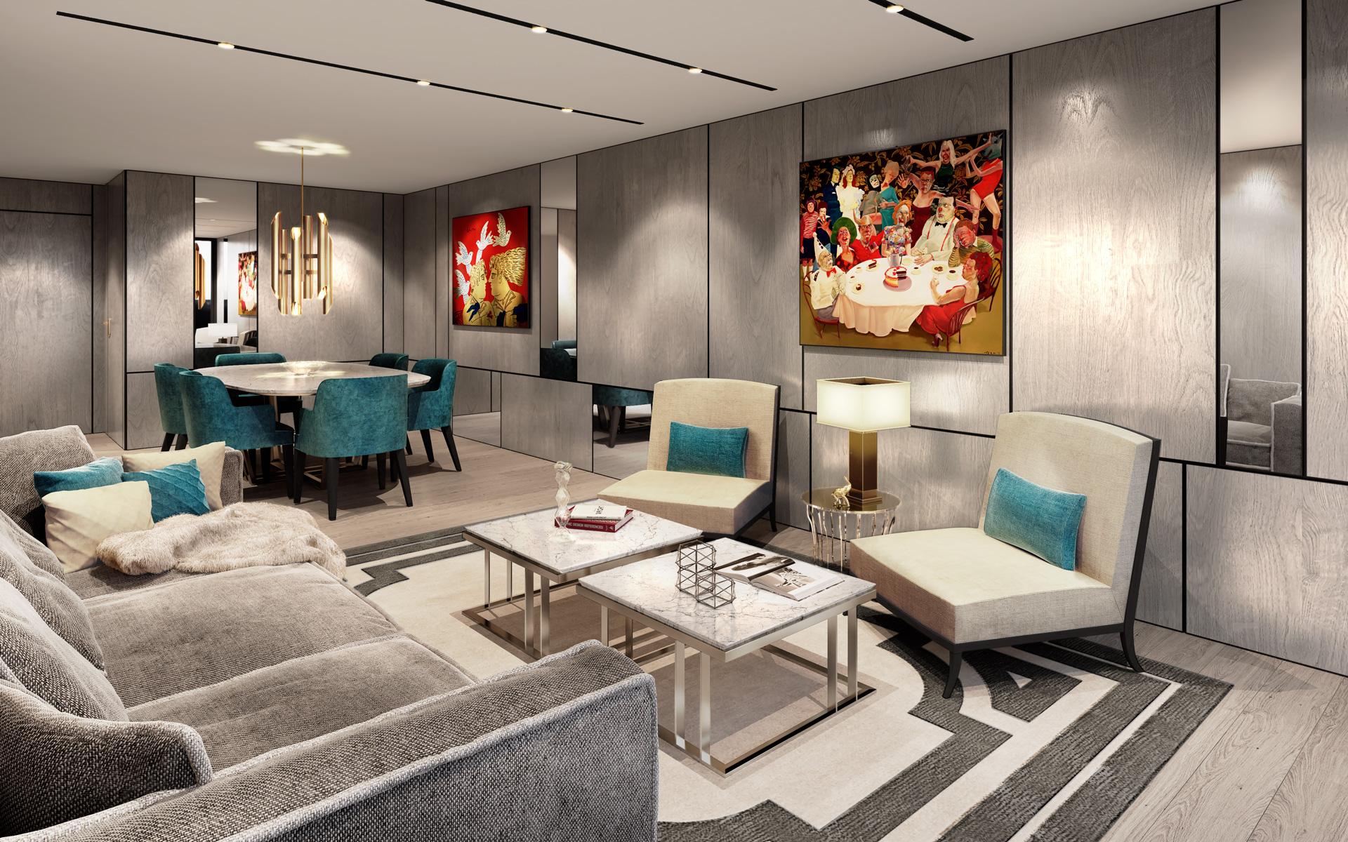 Pantheon Hill Residences - Apartment 203