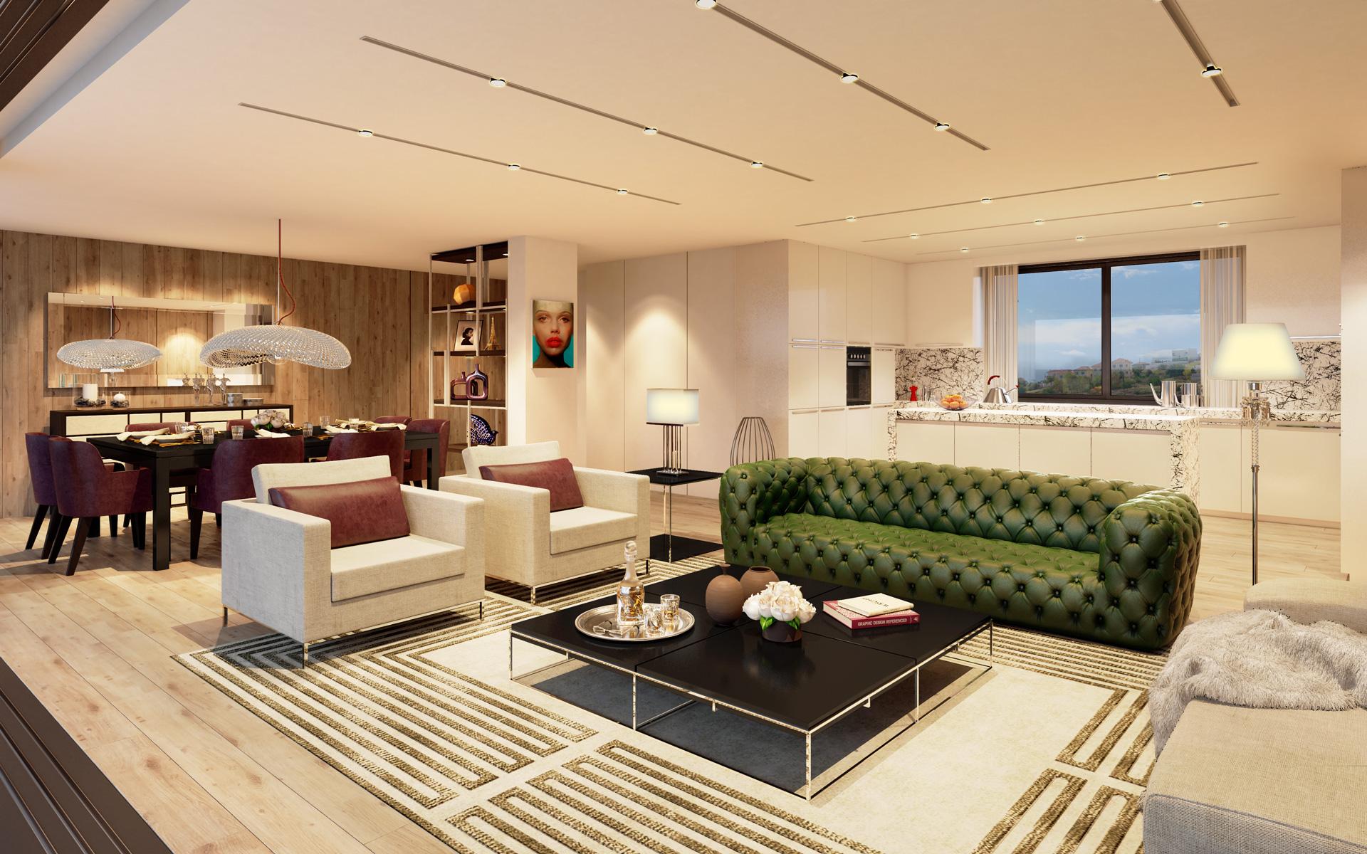 Pantheon Hill Residences - Apartment 302