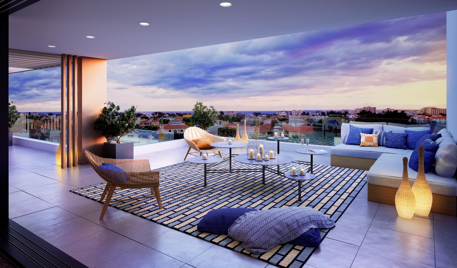 Pantheon Hill Residences - Apartment 404