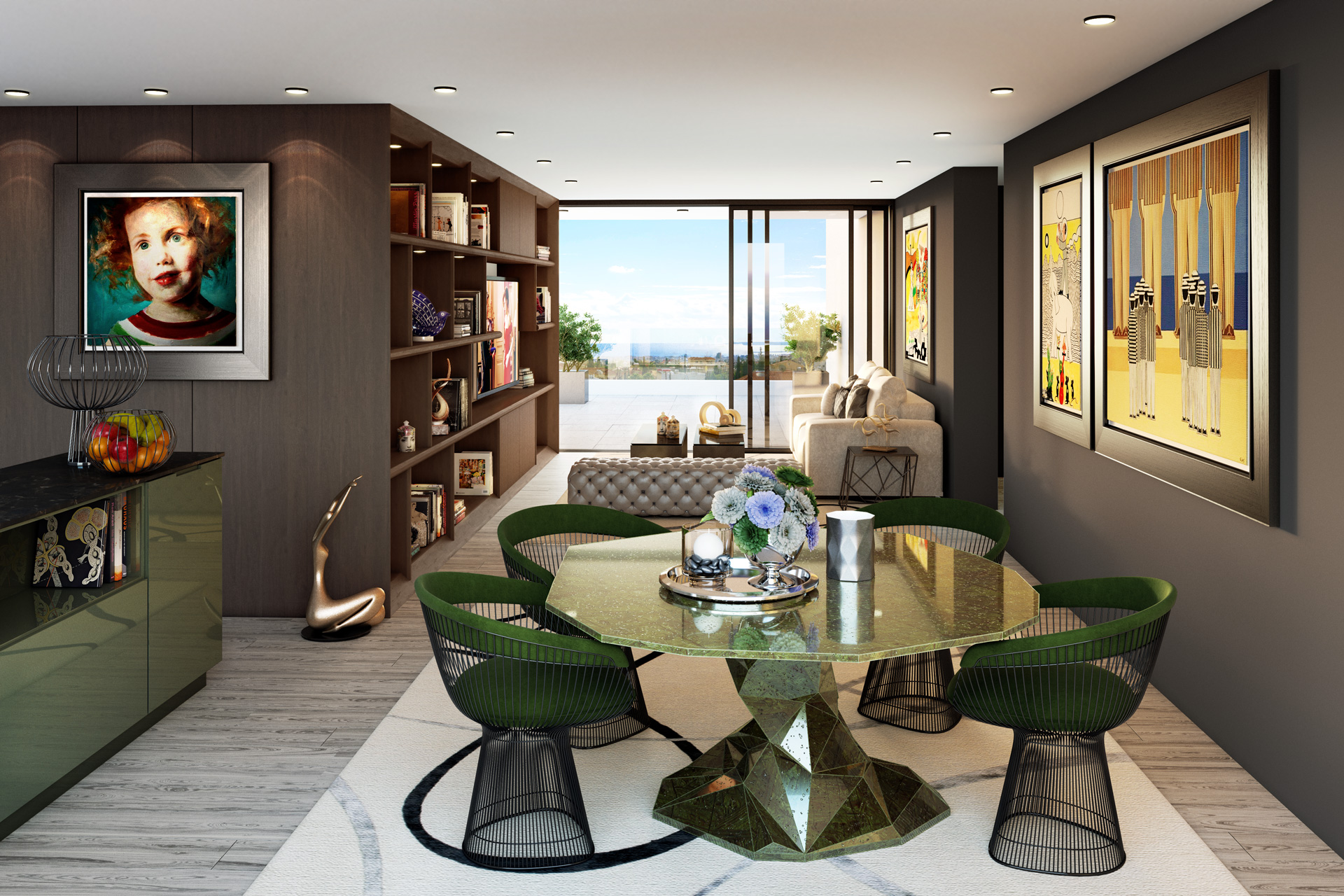 Pantheon Hill Residences - Apartment 502