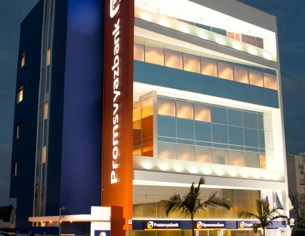 Promsvyazbank Tower - Limassol Centre