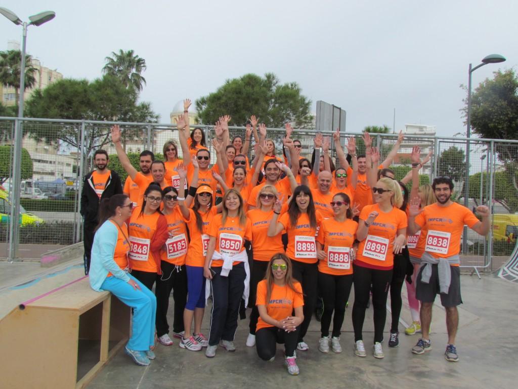 Imperio Limassol Marathon 2014