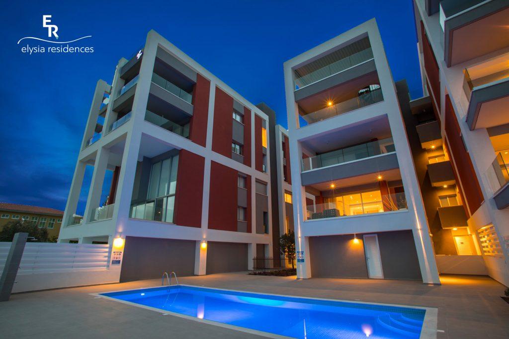 Elysia Residences - Nightview