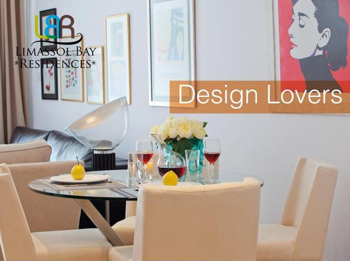 Limassol Bay Residences - Living Room