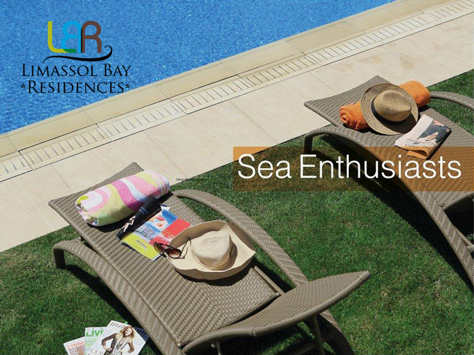 Limassol Bay Residences - Swimming pool