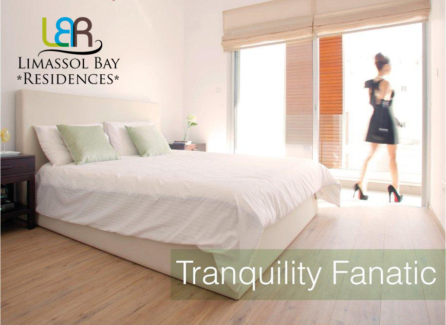 Tranquility Fanatics - Bedroom - Limassol Bay Residences