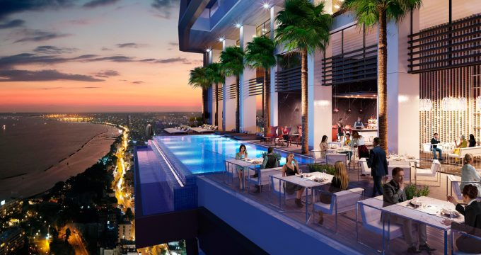 the icon, limassol icon, imperio properties, cyprus properties